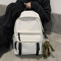 MUSIS - Lightweight Plain Backpack