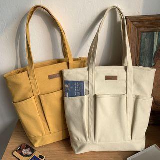 kissogram(キソグラム) - Plain Canvas Tote Bag