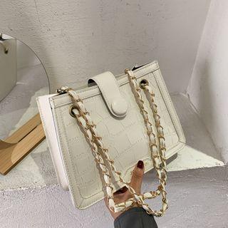 Diamante(ディアマンテ) - Chain Plain Crossbody Bag