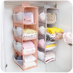 Momoi - Fabric Garment Hanging Organizer