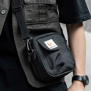 Moyyi - Plain Crossbody Bag