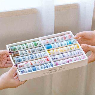 Minji - 套装:美纹纸胶带