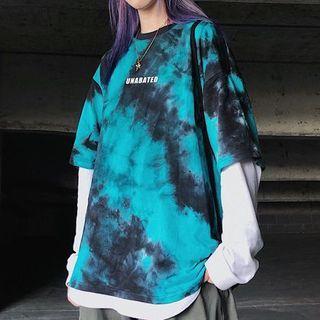 Magma - Tie Dye Short-Sleeve T-Shirt