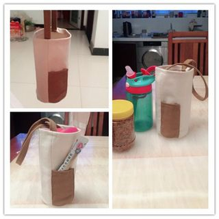 Cloud Forest - Reusable Coffee Sleeve