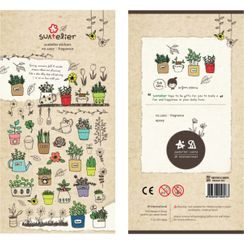 Milena - Plant Sticker