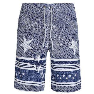 Carser - Printed Beach Shorts