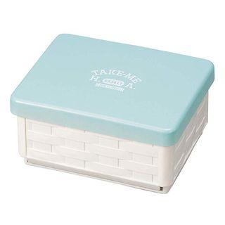 Hakoya - HAKOYA 可折疊式三文治盒子 (Take Me) (藍色)