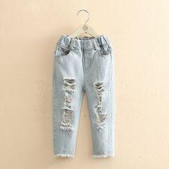 Seashells Kids - Kids Rip Jeans