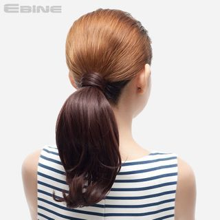 Japanese Salon Wigs - Ponytail - Straight