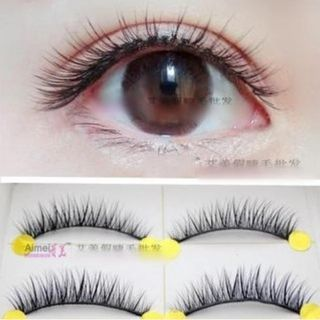Aimo - 5er Set: Falsche Wimpern