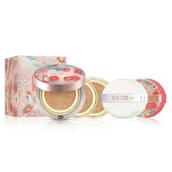 su:m37 - Air Rising TF Dazzling Moist Micro Foam Cushion Set Tropical Art Edition