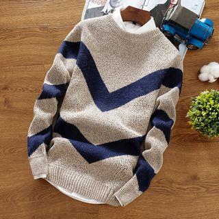 YIKES(ヤイクス) - Pattern Sweater