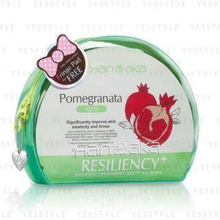 HANAKA - Botanic Treatment Reviving Mask Pomegranata + Q10