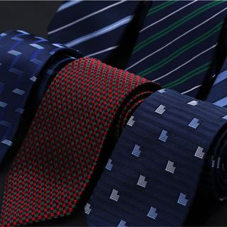 Magnate - Silk Tie (various designs)