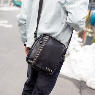ETONWEAG - Faux-Leather Shoulder Bag