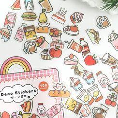 Nina's House(ニナズハウス) - Cartoon Sticker (various designs)