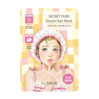 The Saem - Secret Pure Steam Hair Mask
