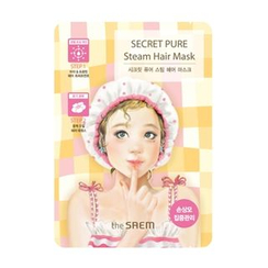 The Saem - Secret Pure Steam Hair Mask