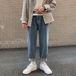 Diphon - 直筒牛仔裤