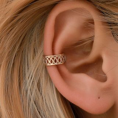 Cheermo - Perforated Ear Cuff