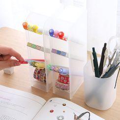 Nina's House - Plastic Angled Pen Holder
