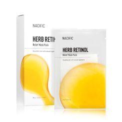 Nacific - Herb Retinol Relief Mask Pack Set