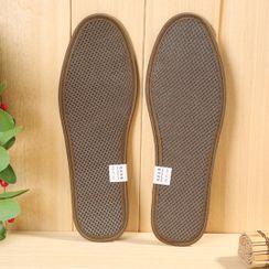 Fun House - Charcoal Shoe Insole