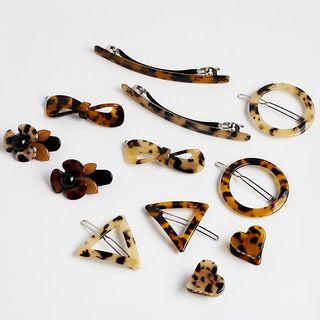 Sesori - Acetate Hair Clip (various designs)