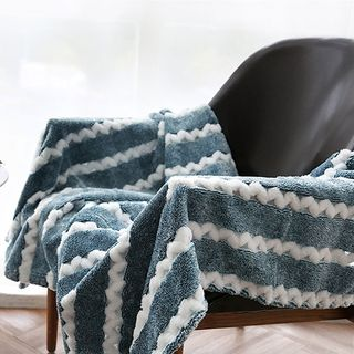 iswas - Striped Blanket - (M)