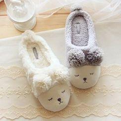 Furana(フラナ) - Couple Matching Cartoon Home Slippers