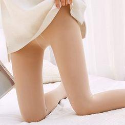 MITU - 抓毛内衬贴身裤