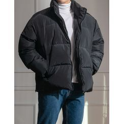 STYLEMAN - High-Neck Duck Down Padded Jacket
