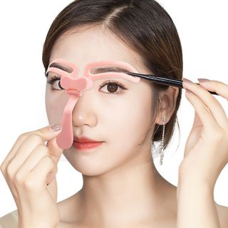 Rekazam - Foldable Eyebrow Stencil