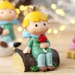 Cute Essentials - Cartoon Prince Resin Ornament