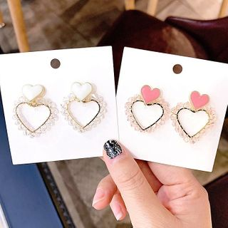 Kulala - Heart Stud Earring