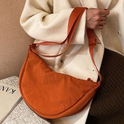 Meowi - Canvas Crossbody Bag