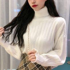 Shinsei - 高領毛衣