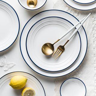 Modern Wife - Ceramic Plate / Bowl