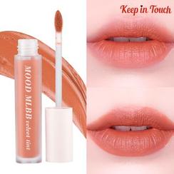 Keep in Touch - Mood MLBB Velvet Tint #M04 Sweet Honey