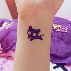 Star of the Day - Cat Waterproof Temporary Tattoo