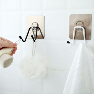 Home Simply - Iron Adhesive Wall Hook