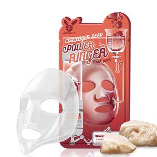 Elizavecca - Collagen Deep Power Ringer Mask Pack 1pc