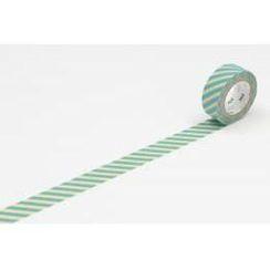 mt - mt Masking Tape : mt fab Stripe Cream x Mint