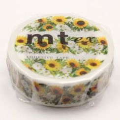 mt - mt Masking Tape : mt ex Sunflower
