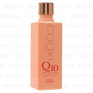Kose - Vital Age Q10 Milky Lotion