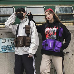 NewTown - Couple Matching Chest Rig Bag