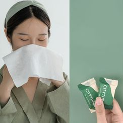 Indus - Travel Disposable Compressed Face Towel