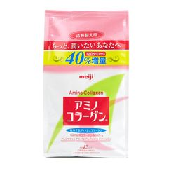 meiji - Amino Collagen Powder (Refill)