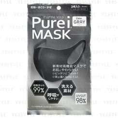 Purei MASK - Pollen & UV Cut Mask 3 pcs