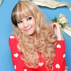 双儿网 - 超萌日系洋娃娃卷发型